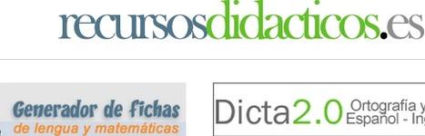 Recursos didácticos y educativos para Educacion Primaria y Secundaria. | Las TIC en el aula de ELE | Scoop.it