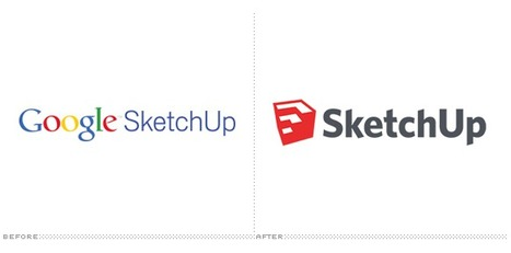 New updated logo for SketchUp | Logo | Scoop.it