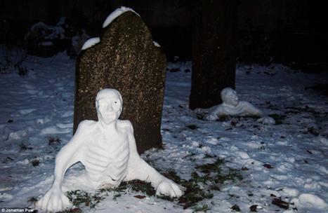 Zoombie snowmen | misc-funny | Scoop.it