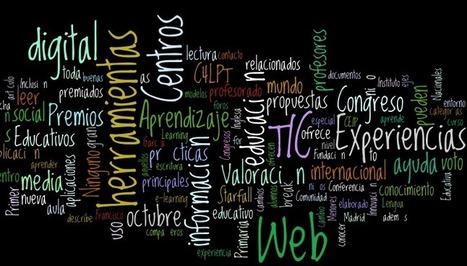 Generando nubes de palabras con Wordle | Nuevas tecnologías aplicadas a la educación | Educa con TIC | Cultura y Pedagogía Audiovisual | Scoop.it