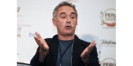 22.000 euros: le prix salé d'un dîner avec Ferran Adrià à Barcelone - Le Nouvel Observateur   Espagnol: Langue et cultures   Scoop.it