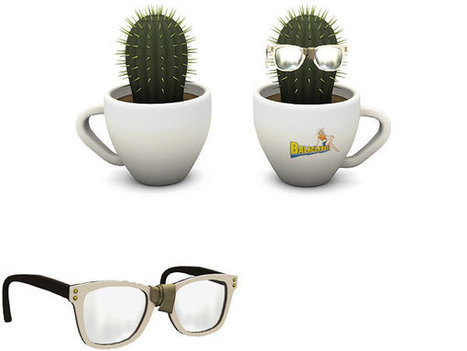 Free Cactus in a Cup and Nerdy Glasses | Lila loves freebies and bargains | Scoop.it