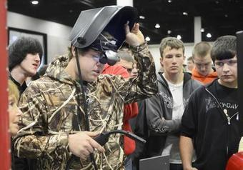 Expo gives students hands-on experience with manufacturing careers | Labor and Employee Relations | Scoop.it