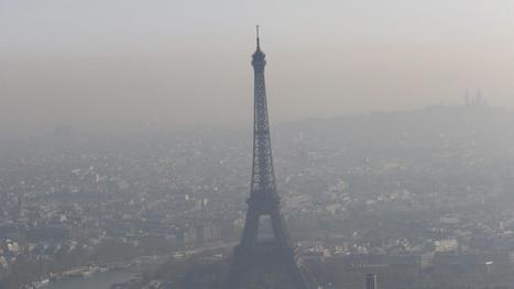 Pollution de l'air : quels sont les risques pour votre santé ? | pollution atmosphérique 3eD 2014 | Scoop.it