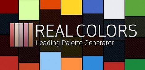 Real Colors Lite - Applications Android sur GooglePlay | Android Apps | Scoop.it
