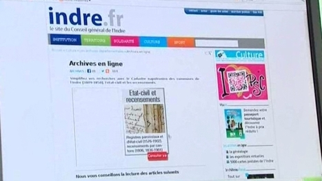 1,5 millions d'images d'archives disponibles sur indre.fr - France 3 Centre | Nos Racines | Scoop.it