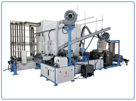 PAPER CONE MAKING MACHINERY | SODALTECH - Paper Conversion Machinery | Scoop.it