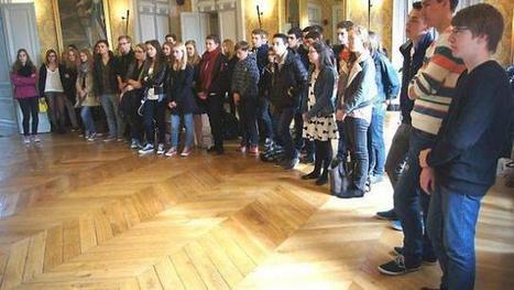 Quarante-trois élèves allemands au lycée Alain | Revue de presse du lycée Alain d'Alençon | Scoop.it