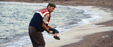 Pourquoi la presse française (ou en tous cas Le HuffPost) n'a pas publié la photo de l'enfant syrien mort   Huffingtonpost   CLEMI. Infodoc.Presse  : veille sur l'actualité des médias. Centre de documentation du CLEMI   Scoop.it