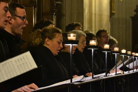 La Schola de la Cathédrale | Musique Sacrée à la Cathédrale de Nantes | Cathédrale saint Pierre et saint Paul de Nantes | Scoop.it