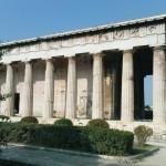 El Hefestion o templo de Hefesto | Absolut Grecia | Espacios y monumentos de la Grecia clásica | Scoop.it