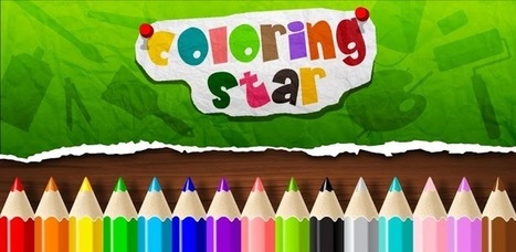 iColoring Star - Applications Android sur Google Play | Android Apps | Scoop.it