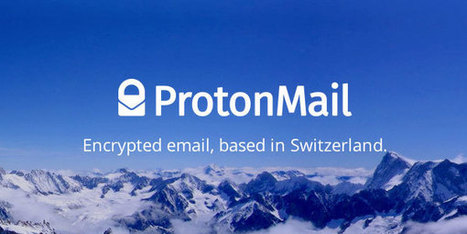 Encrypted email, based in Switzerland. | Trucs et astuces du net | Scoop.it
