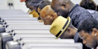 Why Don't Black Men Vote?[Original] | Temple University Department of Journalism Student Work | Scoop.it
