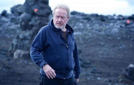 Ridley Scott is working on a mysterious virtual reality project | cool stuff from research | Scoop.it