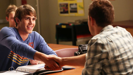 'Glee's' Blake Jenner Previews Ryder's Dyslexia and Finn as His 'Role Model' | LD and ADHD in the news | Scoop.it