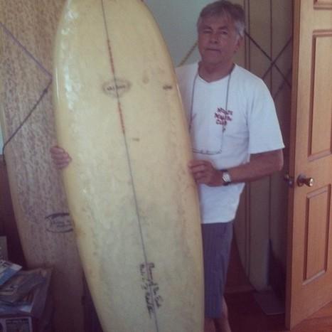 Retro Surfboard - Michael Peterson | Retro Surfboard - Michael Peterson | Scoop.it