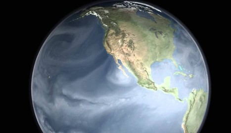 Atmospheric Infrared Sounder Gives NASA Data on Climate Change | Climate change challenges | Scoop.it