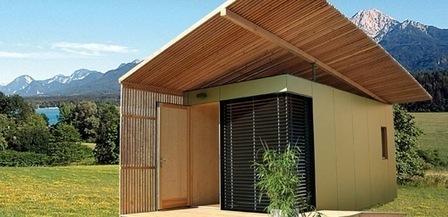 [maison bois] L'habitat modulaire par Schneider | Immobilier | Scoop.it