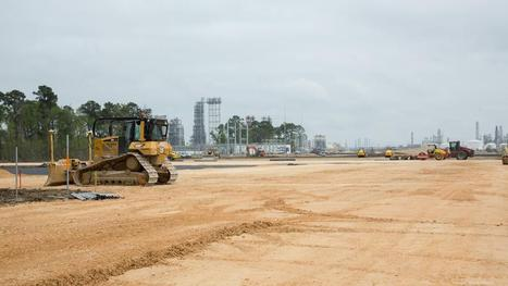 Industrial construction booms, more to come in Houston - Houston Business Journal (blog)   Commercial Tenant Representation   Scoop.it