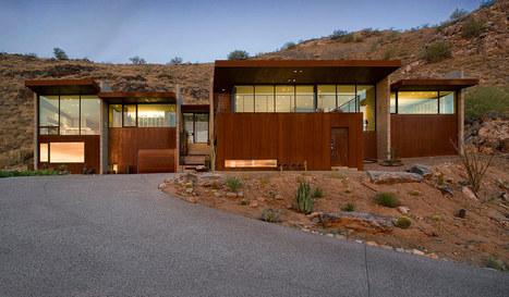 Desert modern by Chen+Suchart Studio | studioaflo | Scoop.it