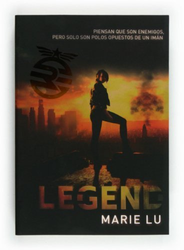 Legend (eBook-ePub) (Spanish Edition  By:Marie Lu | Ebook Shop | Scoop.it