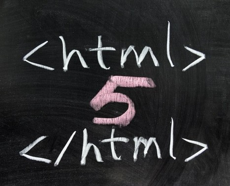 HTML5 for eLearning | Online Training Software & Learning ... | instructional design | Scoop.it