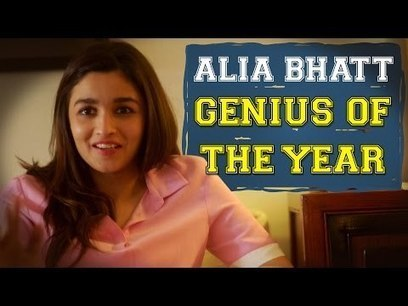AIB: Alia Bhatt - Genius of the Year HD | Tollywood Latest News Updates-Gossips-Movie Releases-News Updates | Scoop.it