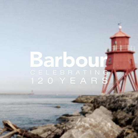 Barbour Celebrates 120 Years | Webdesign - Inspiration & Ressources | Scoop.it