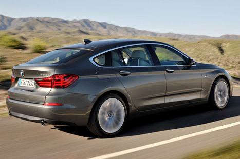 Review BMW 5-Series | Automobile & Cars Reviews | Scoop.it