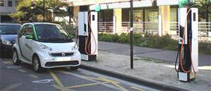 Charge rapide - La ville de Bordeaux déploie plusieurs bornes sur son territoire | Bornes de charges électriques EVTRONIC | Scoop.it
