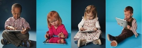 The Touch-Screen Generation | Applications pour enfants | Scoop.it