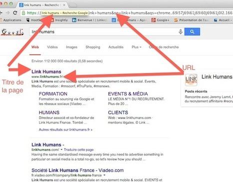 Comment identifier des profils Linkedin et Viadeo via Google ? | Time to Learn | Scoop.it