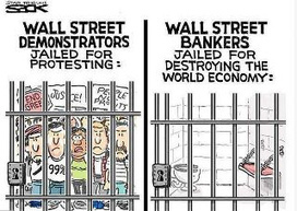 Goldman Sachs Is Above the Law and There's Nothing We Can Do About It. - Democratic Underground | We Are Legion News | Scoop.it