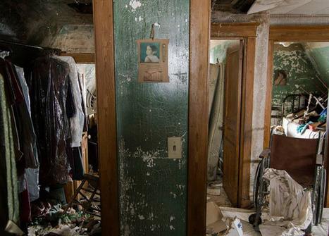 Un photographe trouve une véritable fortune sous un lit en explorant une maison abandonnée | Epic pics | Scoop.it