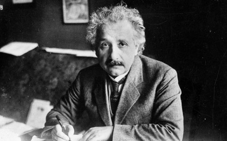 Einstein's brain 'exceptionally complicated' - Telegraph | Information, Complexity, Computation | Scoop.it