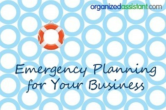 Business Emergency Planning: Why Every Small Business Needs a Plan | Assistente virtuale | Scoop.it