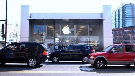 6 reasons why Apple is not building a car | Peer2Politics | Scoop.it