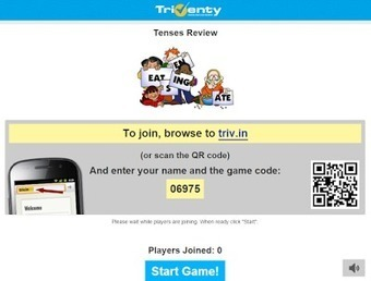 Free Technology for Teachers: Triventy - Create Interactive Quiz Games to Play as a Group | Games and education | Scoop.it