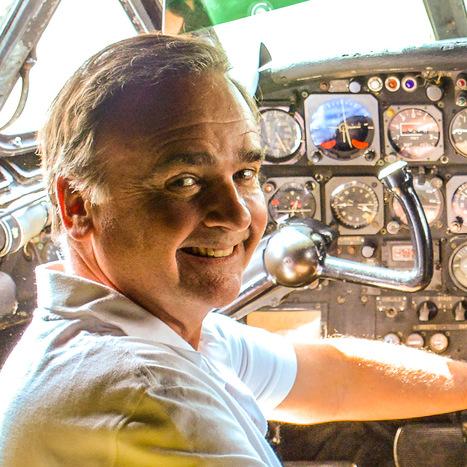 EXPO-ENLIGNE.FR - L'interview de Pol Bacquet | Aviation & Airliners | Scoop.it