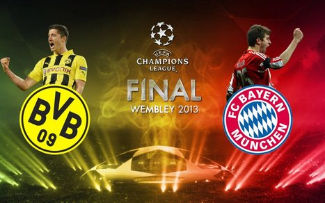 Ver Borussia Dortmund vs Bayern Munich – Final Champions League 25 de Mayo | Ver Futbol en Vivo | Scoop.it