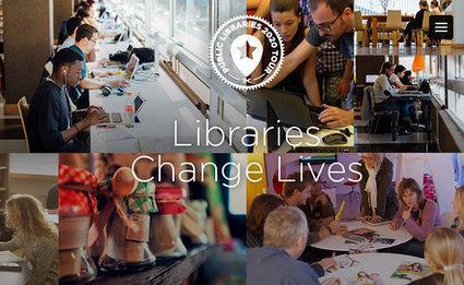 Cómo las bibliotecas cambian vidas | Universo Abierto | INFORMACIÓN-DOCUMENTACIÓN unileon | Scoop.it