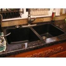 Marvel at the Newest Granite Sink�s Elegance | sinks | Scoop.it