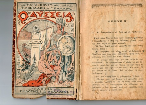 Η φυσιογνωμία των βιβλίων | tsoulias | Scoop.it