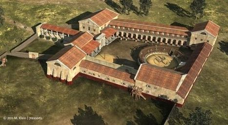 Ancient gladiator school discovered in Austria | Ancient Archeology | Scoop.it