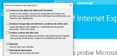 Borrar historial del navegador: la guía completa para Chrome, Firefox, Safari, Edge y Explorer | Recull diari | Scoop.it