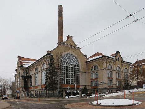 Switzerland: The power station atLa Chaux-de-Fonds. | Industrial Heritage | Scoop.it