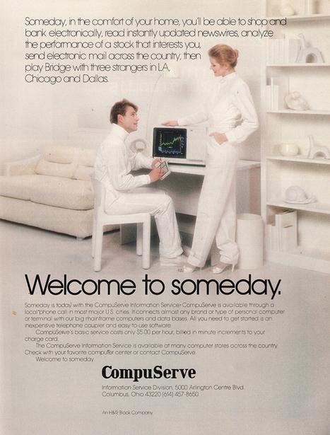 1982: Welcome to Someday | Mediawijsheid ed | Scoop.it