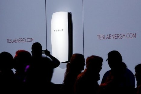With Tesla Entering Market, Hopes for Home Batteries Grow | #Sustainability | Scoop.it