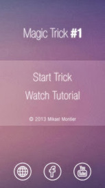 """Get """"Magic Trick #1"""" this Christmas 